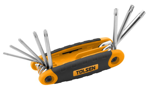 Tolsen-torx-hex-key-set-T9-T10-T15-T20-T25-T27-T30-T40-star-20069
