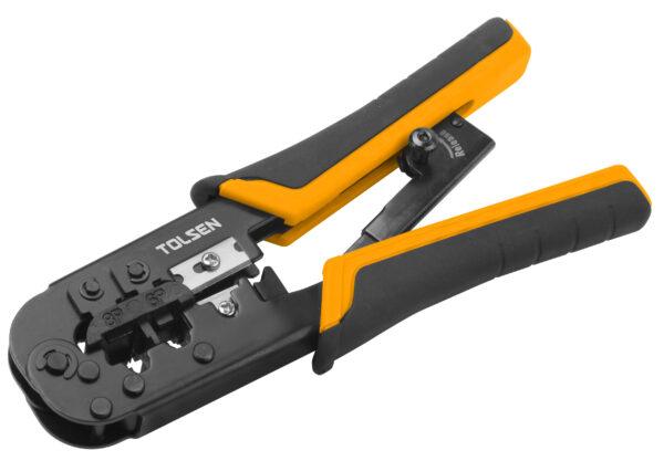 38054- Modular crimper plier-crimping tool-wire-terminal-RJ45-RJ11-RJ12-8P8C-8P6C-8P2C-6P6C-6P4C