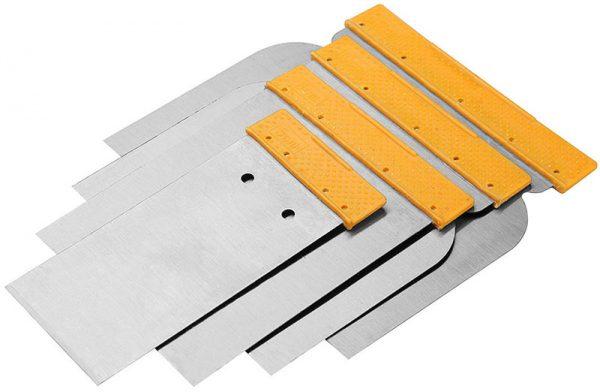 4pcs filler-scraper-blade-set-flexible-tolsen-40008