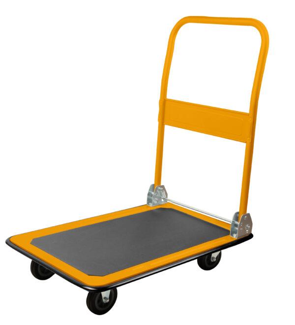 62605-62606- Foldable Plateform-trolley- 300kg- Sack trolley- Dolly- heavy duty- warehouse-stock trolley