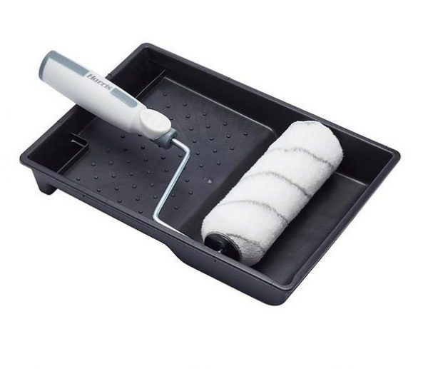 7 inch roller-tray- set-emulsion-paint-walls-ceiling-harris- seriously-good