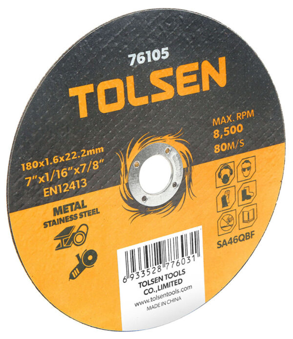 Tolsen-flat-metal-cutting-disc-thin-stainless-steel-angle-grinder-4-inch-Tolsen