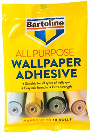 Bartoline wallpaper adhesive-5 rolls-10 rolls-30 Rolls-powder