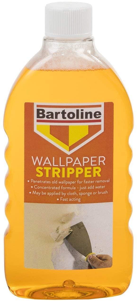 Bartoline wallpaper stripper- remover-concentrated-fast-500ml