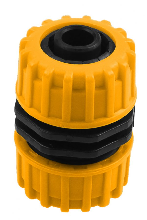 Garden hose coupler hose connector 1.5 inch unversal-tolsen-57118