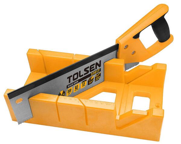 Mitre box -tenon saw cutter- set- Tolsen-31017