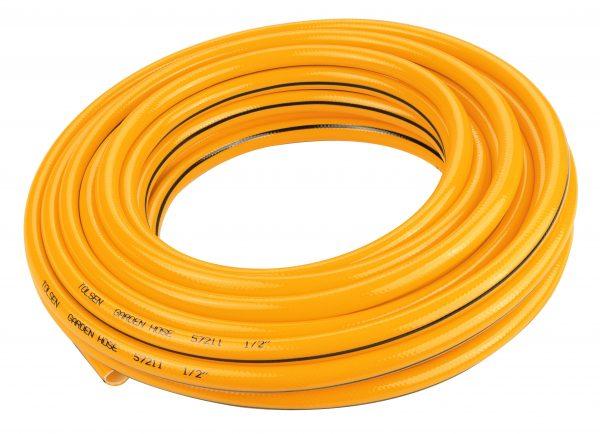 Reinforced PVC Garden Hose Pipe 15m Tolsen 57211