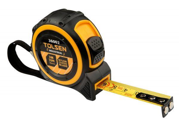 Tolsen Tape Measure 3m-5m-8m-10m 36002
