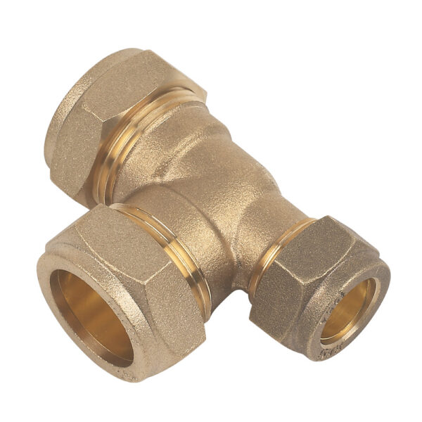dstools-compression-reducing-Tee-22mm x 15mm x 22mm-water