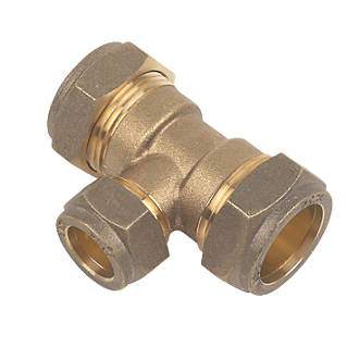 dstools-compression-reducing-Tee-22mmx 22mmx 15mm-water